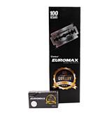Euromax Double Edge Blades Dubbelzijdige Scheermesjes (100 Stuks)