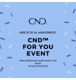 CND For You Event (20 Mei 2019)
