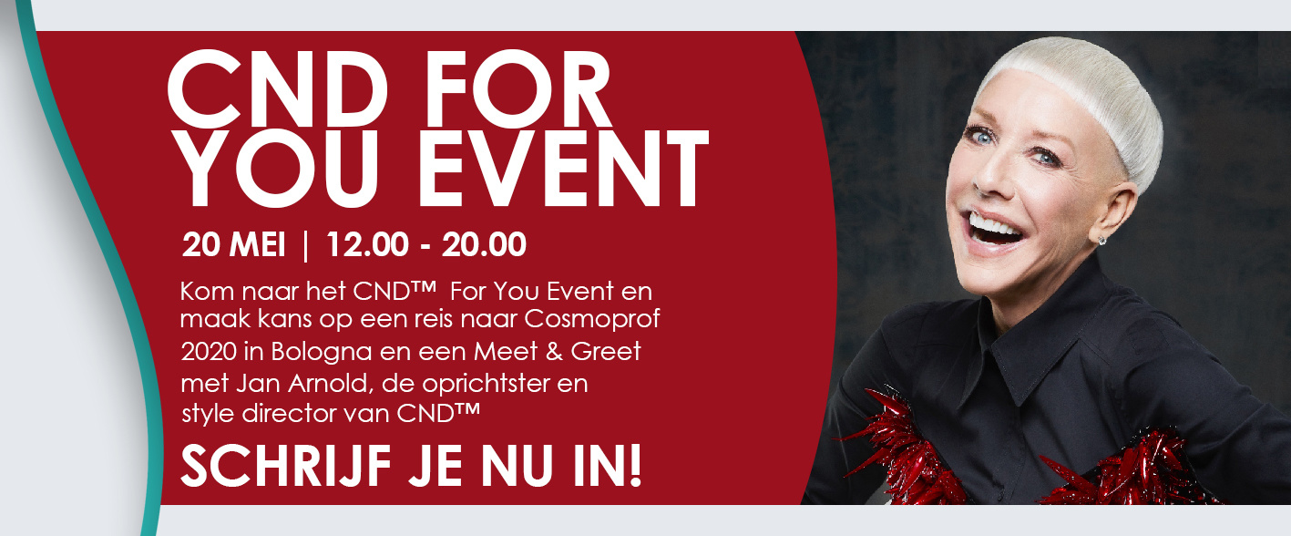 CND™ For You Event 2019!