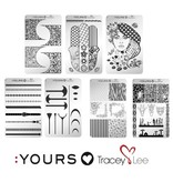 :Yours Cosmetics Loves Tracey Lee Stempelplaten Collectie