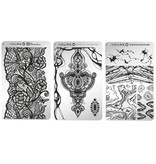 :Yours Cosmetics Loves Anna/Valerie/Winnie  Stempelplaten Collectie