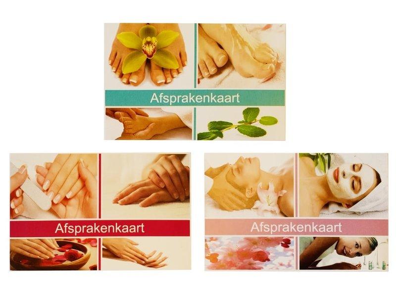 Van Heek Medical Afspraakkaartjes (50 stuks)