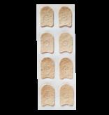 Van Heek Medical Weke Likdoornringen (8 Stuks)