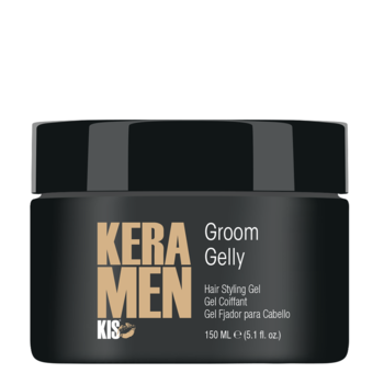 KIS KeraMEN Groom Gelly Haargel (150ml)