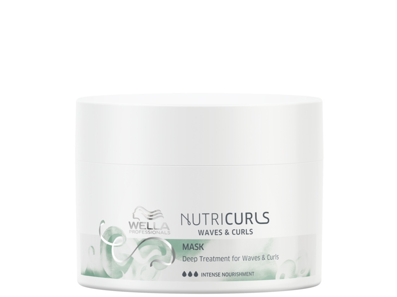 Wella Nutricurls Haarmasker Waves & Curls