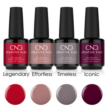 CND CREATIVE PLAY™ Gel Polish (Deel 2)