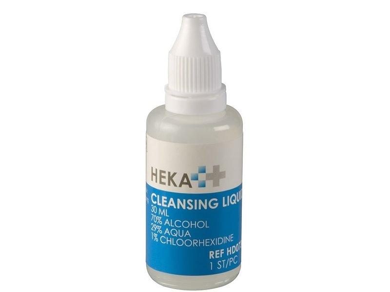Van Heek Medical Reinigingsvloeistof (30ml)