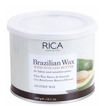 RICA Rica Brazilian Wax met Avocado Boter (400ml)