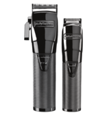 BaByliss PRO PRO4Artists Combipack Tondeuse + Trimmer Gun Steel FX FX8705E