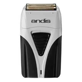 Andis Profoil Lithium Plus Titanium Foil Shaver Zwart Scheerapparaat