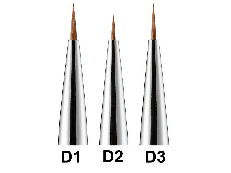 Lecenté Nagelpenseel Detailer Brush
