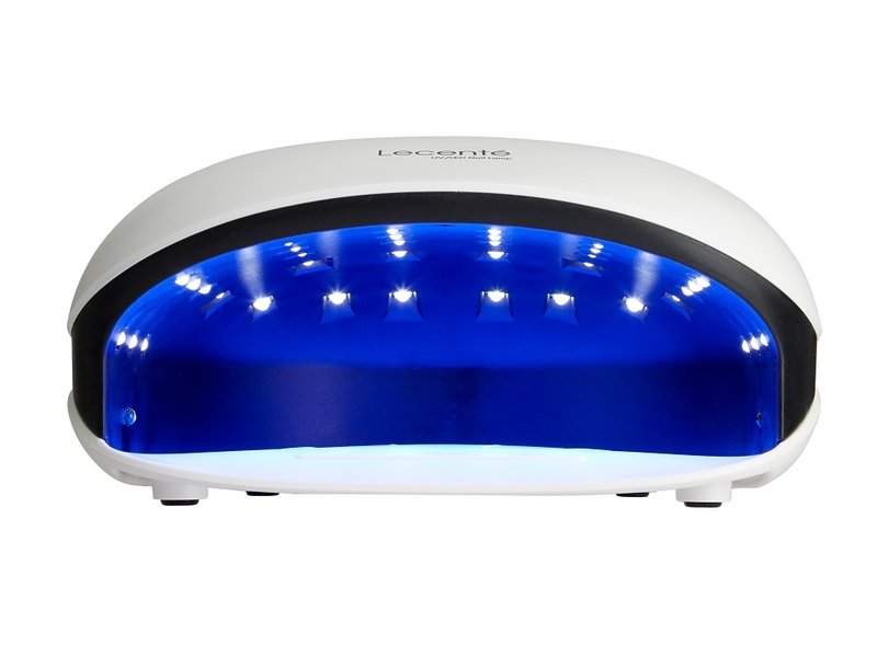 Lecenté UV/LED Lamp 2-in-1