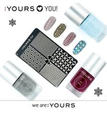 :Yours Cosmetics Stempellak (10ml)