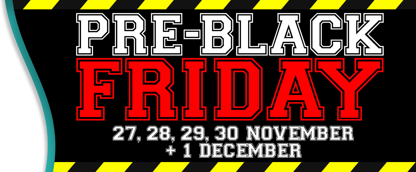 Scoor de beste deals tijdens de Pre-Black Friday Party bij Kappershandel!