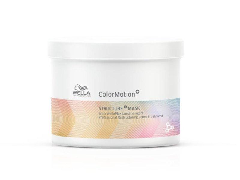 Wella ColorMotion+ Haarmasker Structure+