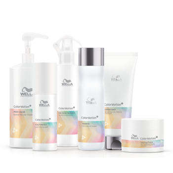 Wella Colormotion+ Haarverzorging Set