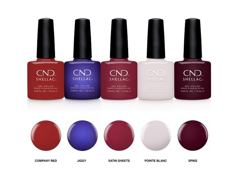 CND SHELLAC™ Gel Polish (Deel 2)