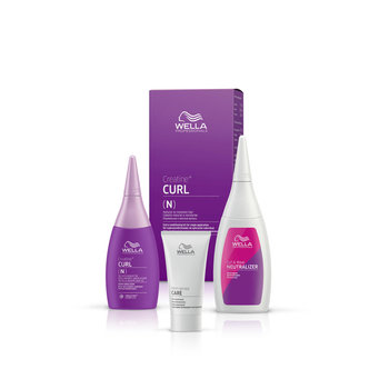 Wella Creatine+ Curl It Extra Conditioning Kit