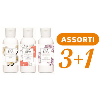 CND Spa Lotion (59ml) Assorti 3+1 GRATIS