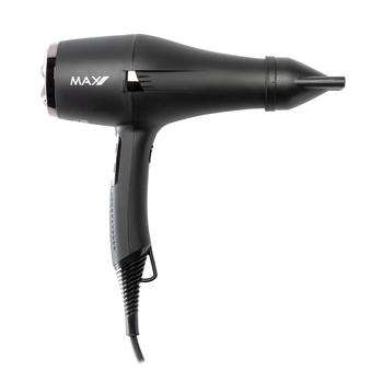 Max Pro BLISS Fohn Zwart 2400W