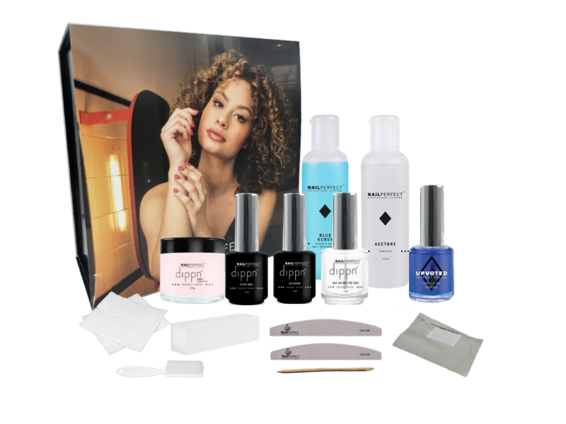 Upvoted NailPerfect Dippn' Get Started Kit