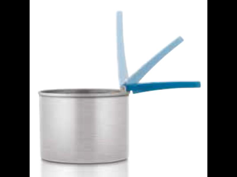 Xanitalia Metalen Wax Pot met verstelbare Hendel (400ml)