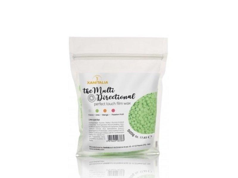 Xanitalia Wax Parels Lime Ontharingswas (500 Gram)