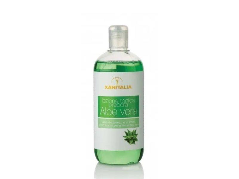 Xanitalia Aloe Vera Tonic Lotion Voorbehandeling Pre-Ontharen (500ml)