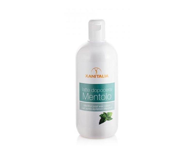 Xanitalia Post Wax Cleansing Lotion Menthol Paraffinevrij Nabehandeling (500ml)