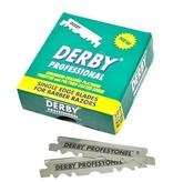 Derby Styling Blades Extra 100 Half Blades