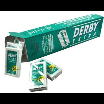 Derby Styling Blades Extra 20x5 Mesjes Dubbelzijdig
