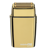 BaByliss PRO PRO4Artists FOILFX Foil Shaver Scheerapparaat Goud Dubbel FXFS2GE