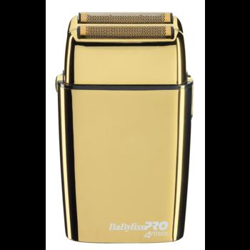 BaByliss PRO PRO4Artists FOILFX Foil Shaver Goud Dubbel Scheerblad Scheerapparaat FXFS2GE