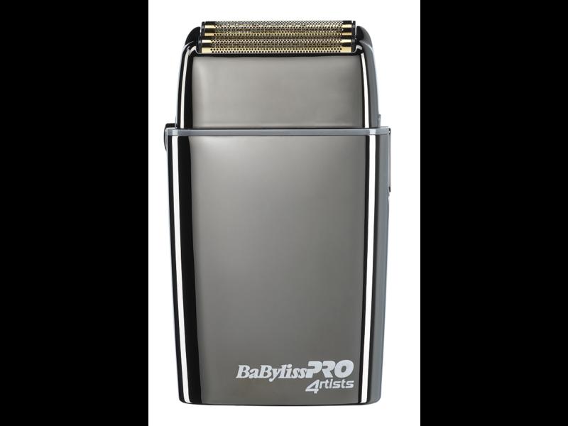 BaByliss PRO PRO4Artists FOILFX Foil Shaver Scheerapparaat Gunsteel Dubbel FXFS2GSE