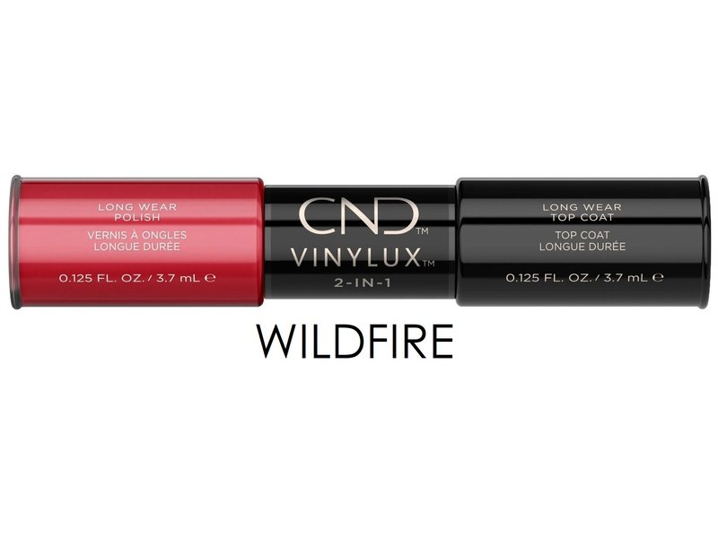 CND VINYLUX™ 2-in-1 (Lak + Top Coat)