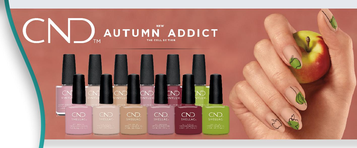 Shop met 25% korting op CND t/m 30 september 2020!