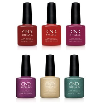 CND SHELLAC™ Gel Polish (Deel 1)