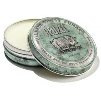 Reuzel Green Pomade Medium Hold Grease (113Gr)