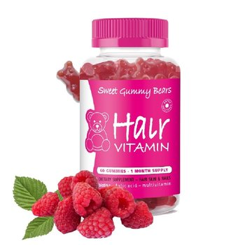 Sweet Gummy Bears Haarvitamines (60 Stuks)