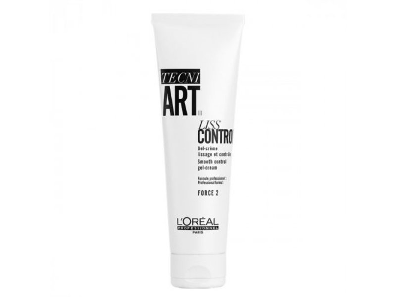 Loreal Tecni Art Liss Contol Stylingcreme (150ml)