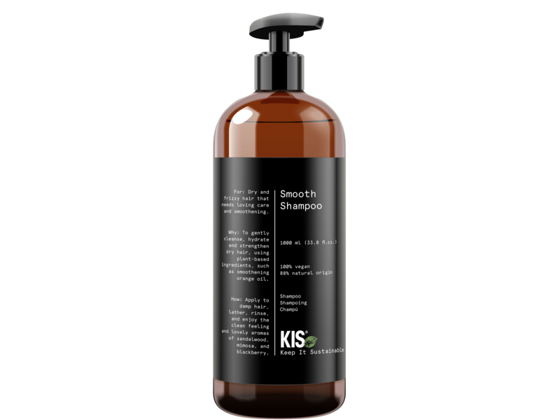 KIS Green Smooth Shampoo 100% Vegan