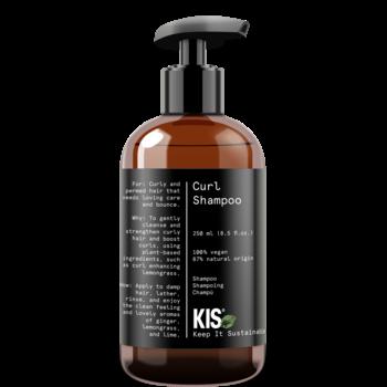 KIS Green Curl Shampoo 100% Vegan