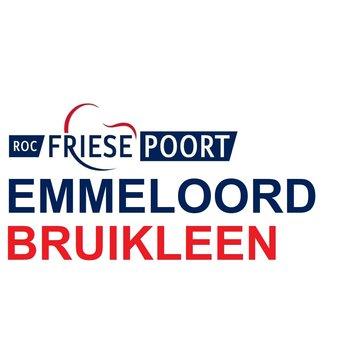 ROC Friese Poort EMMELOORD (BRUIKLEEN)
