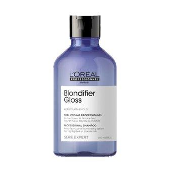 Loreal Serie Expert Blondifier Gloss Shampoo