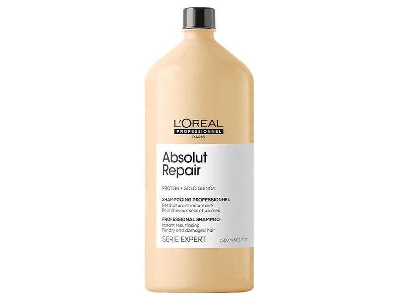 Loreal Serie Expert Absolut Repair  Gold Quinoa Shampoo