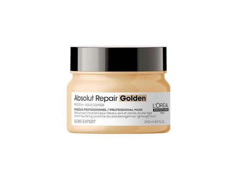 Loreal Serie Expert Absolut Repair Gold Quinoa Haarmasker GOLDEN