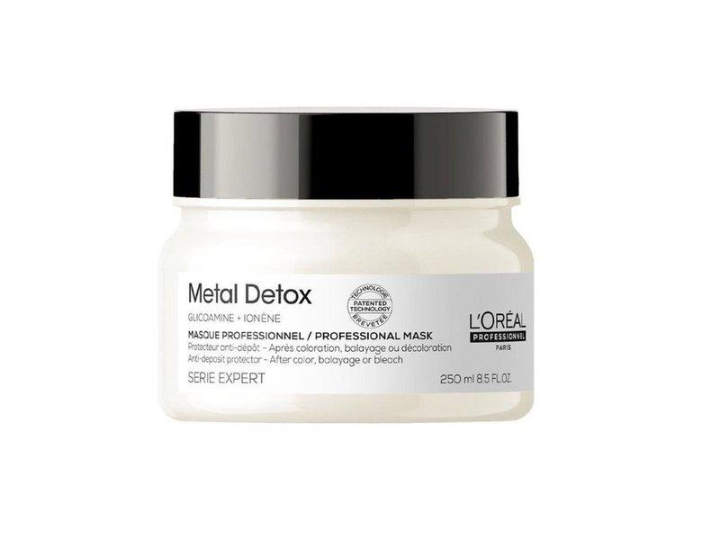 Loreal Serie Expert Metal Detox Haarmasker