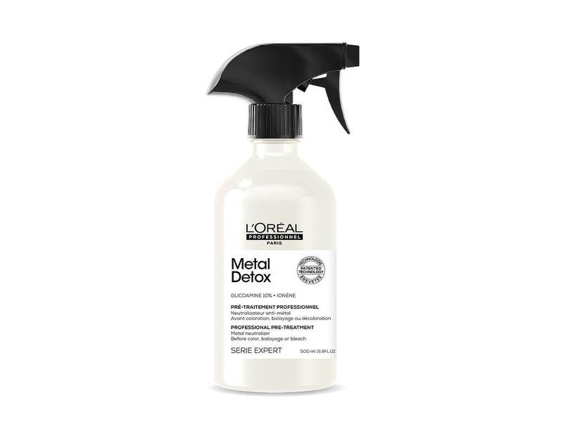 Loreal Serie Expert Metal Detox Spray Professionele Voorbehandeling