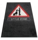 Trend Design Deurmat Style Zone