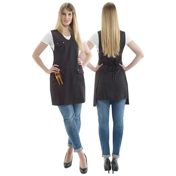 Trend Design Jeans Style Dress Kappersschort